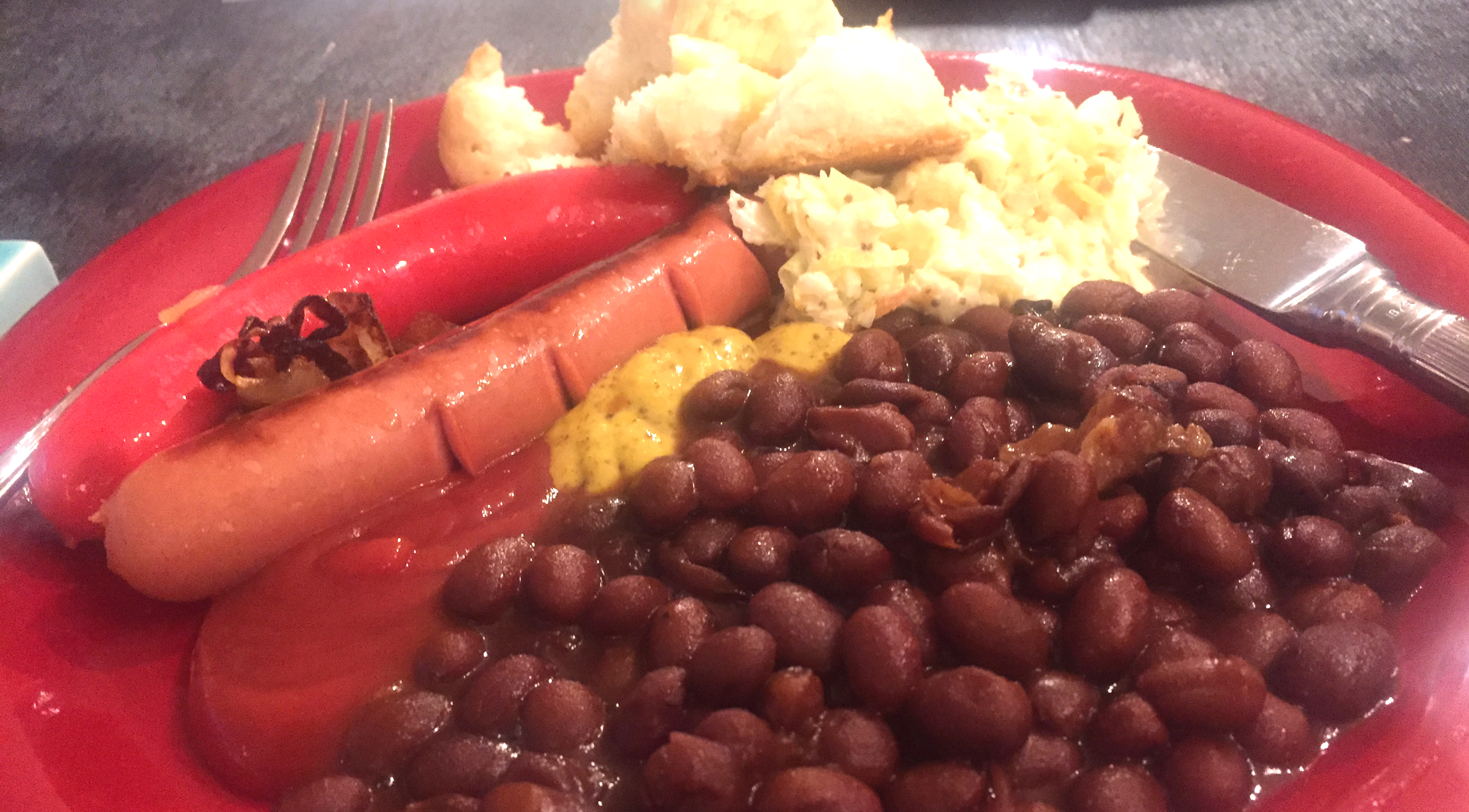 Saay Night Baked Beans And Franks A Tradition Worth Keeping